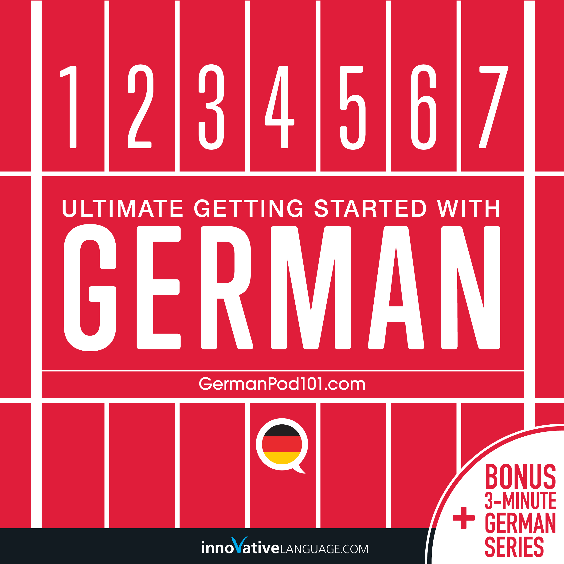 [Audiobook] Learn German: Ultimate Getting Started with German