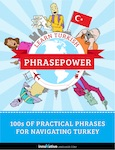 [eBook] Learn Turkish: PhrasePower