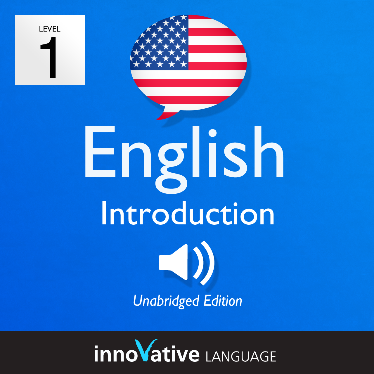 [Audiobook] Learn English - Level 1: Introduction to English, Volume 1