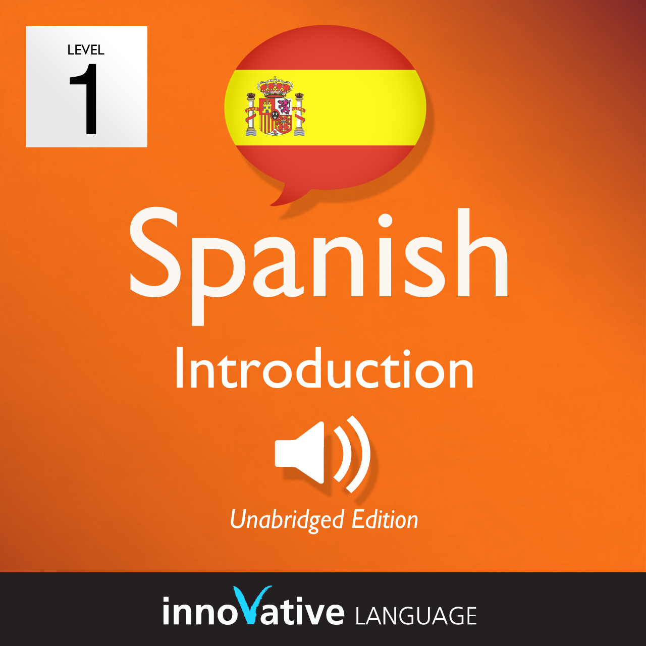 [Audiobook] Learn Spanish - Level 1: Introduction to Spanish, Volume 1