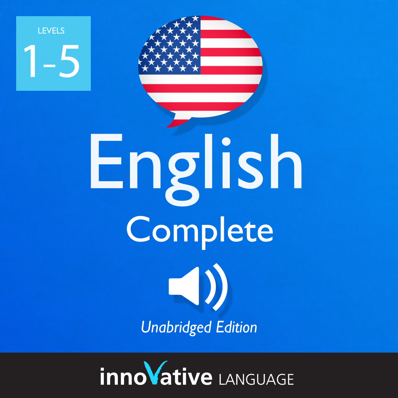 [Audiobook] Learn English - Level 1-5: Complete English