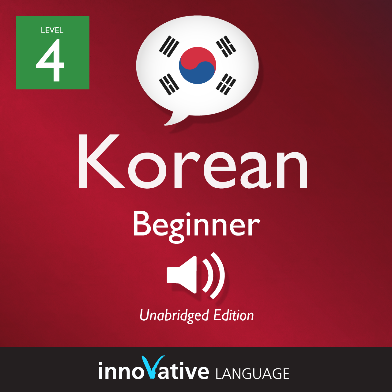 [Audiobook] Learn Korean - Level 4: Beginner Korean, Volume 2