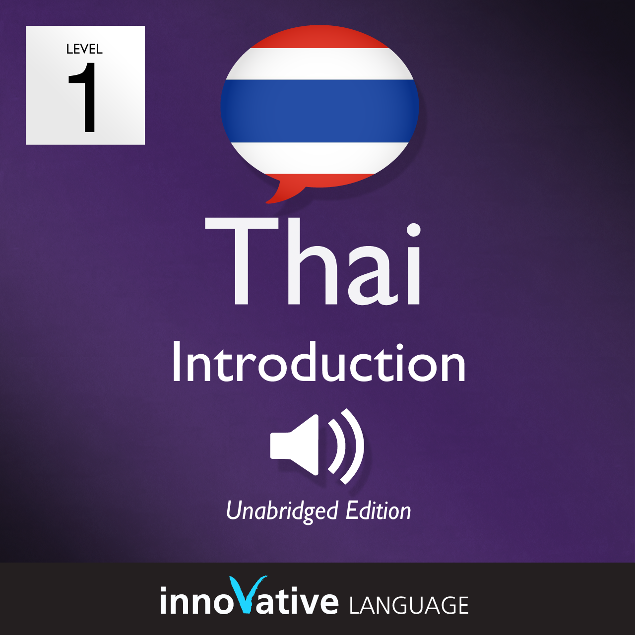 [Audiobook] Learn Thai - Level 1: Introduction to Thai, Volume 1