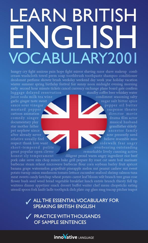 [eBook] Learn British English - Word Power 2001