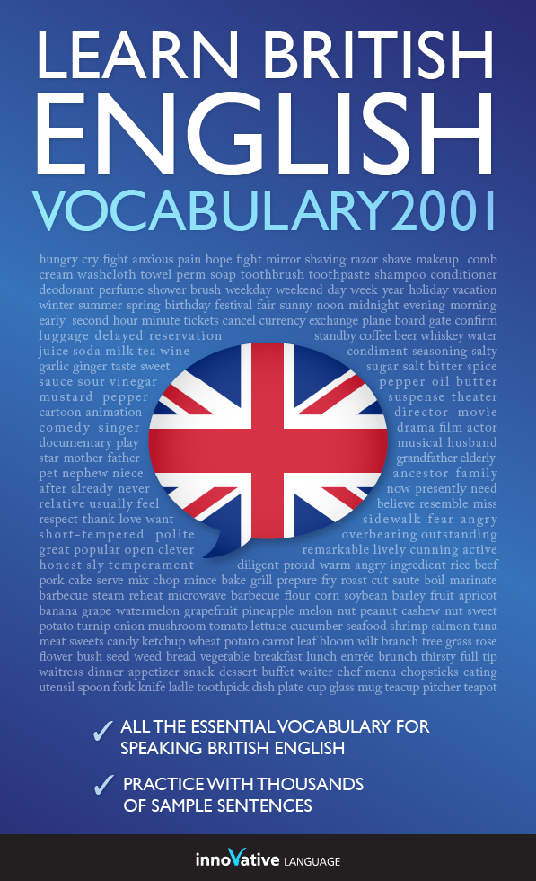 [eBook] Learn British English - Word Power 2001