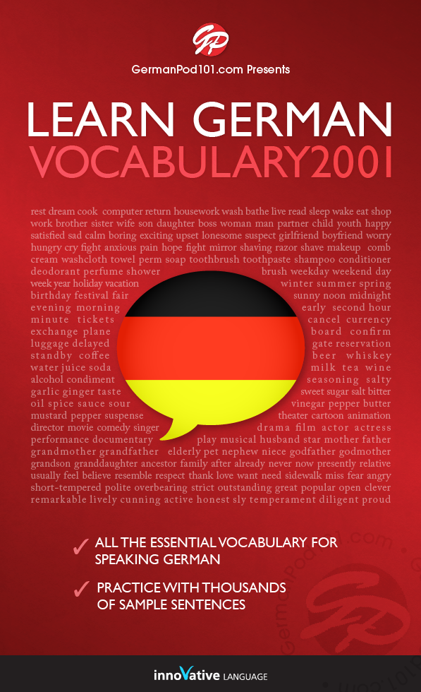 [eBook] Learn German - Word Power 2001