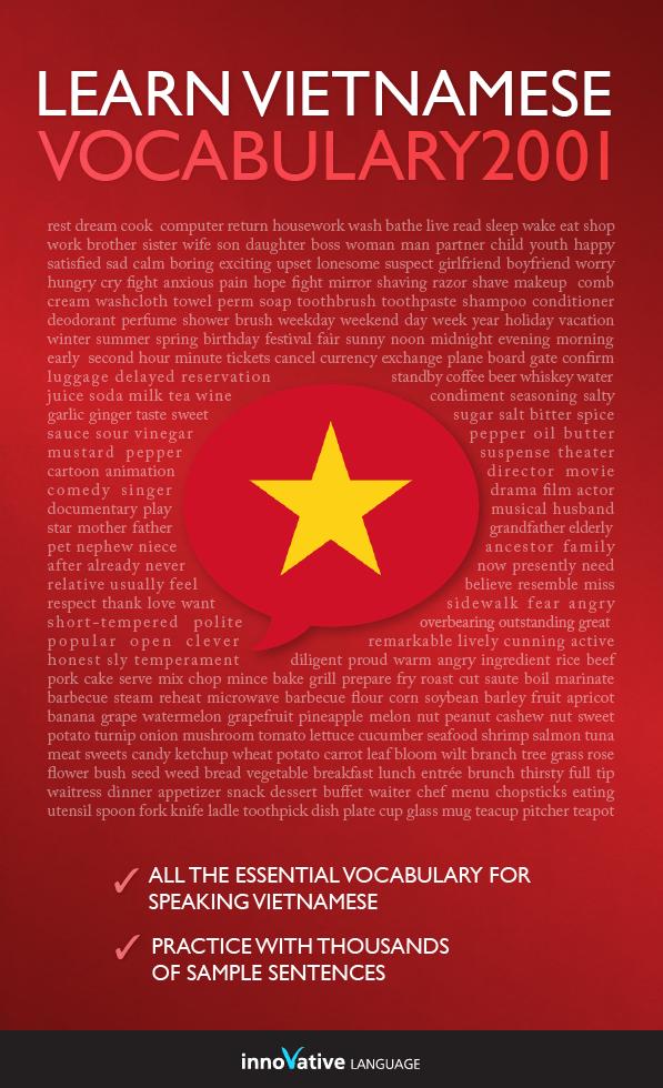 Learn Vietnamese - Word Power 2001