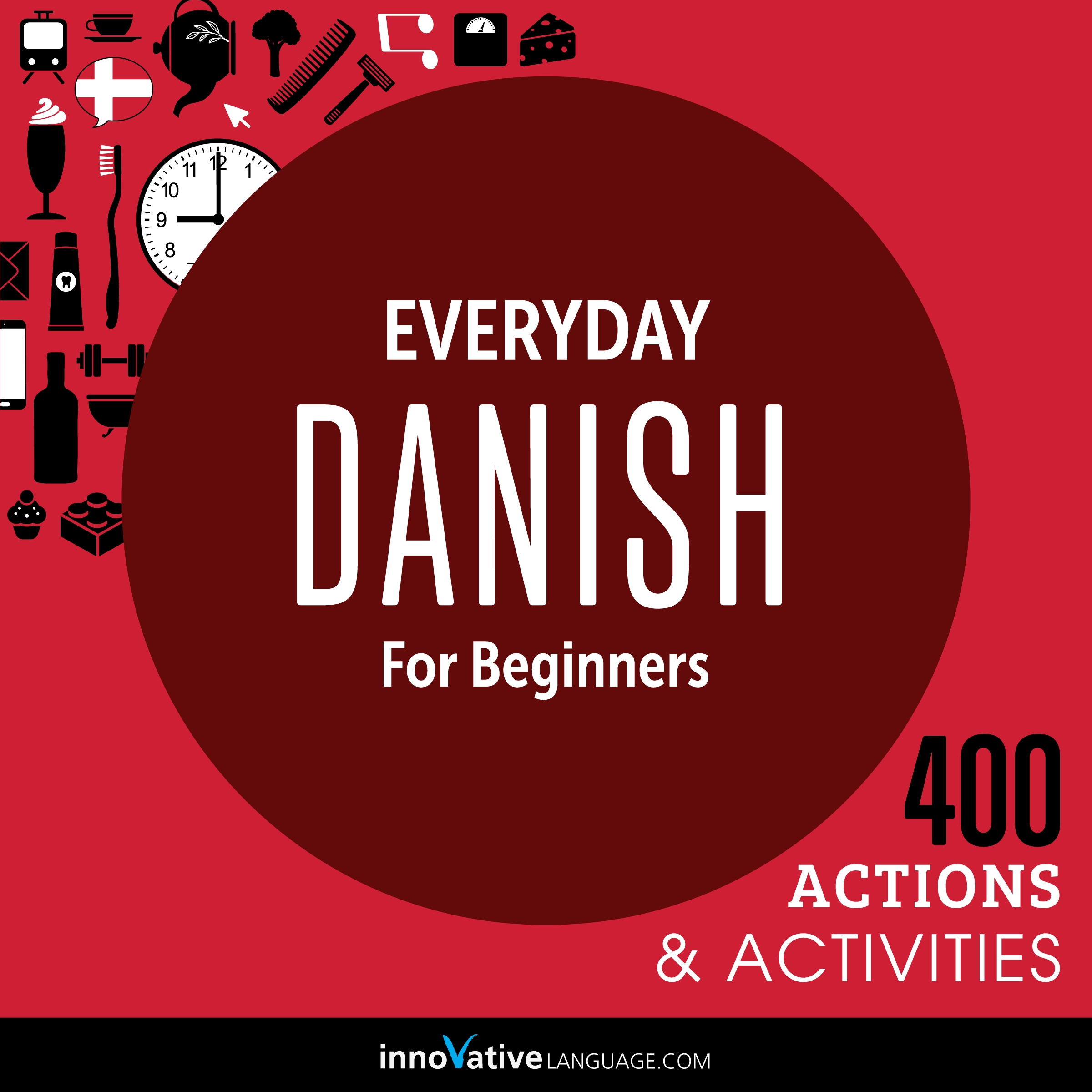 [Audiobook] Everyday Danish for Beginners - 400 Actions & Activities