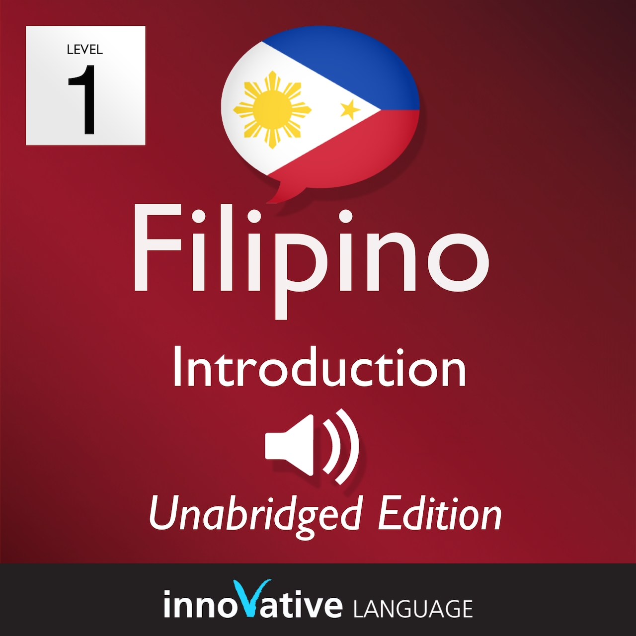 Audiobook Filipino - Level 1: Introduction to Filipino, Volume 1