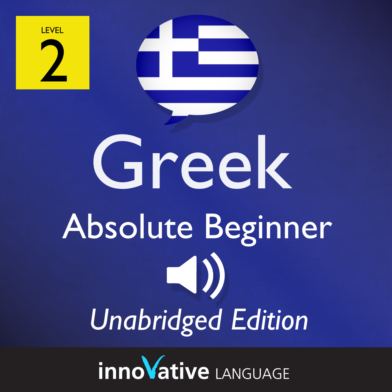 Audiobook Greek - Level 2: Absolute Beginner Greek, Volume 1