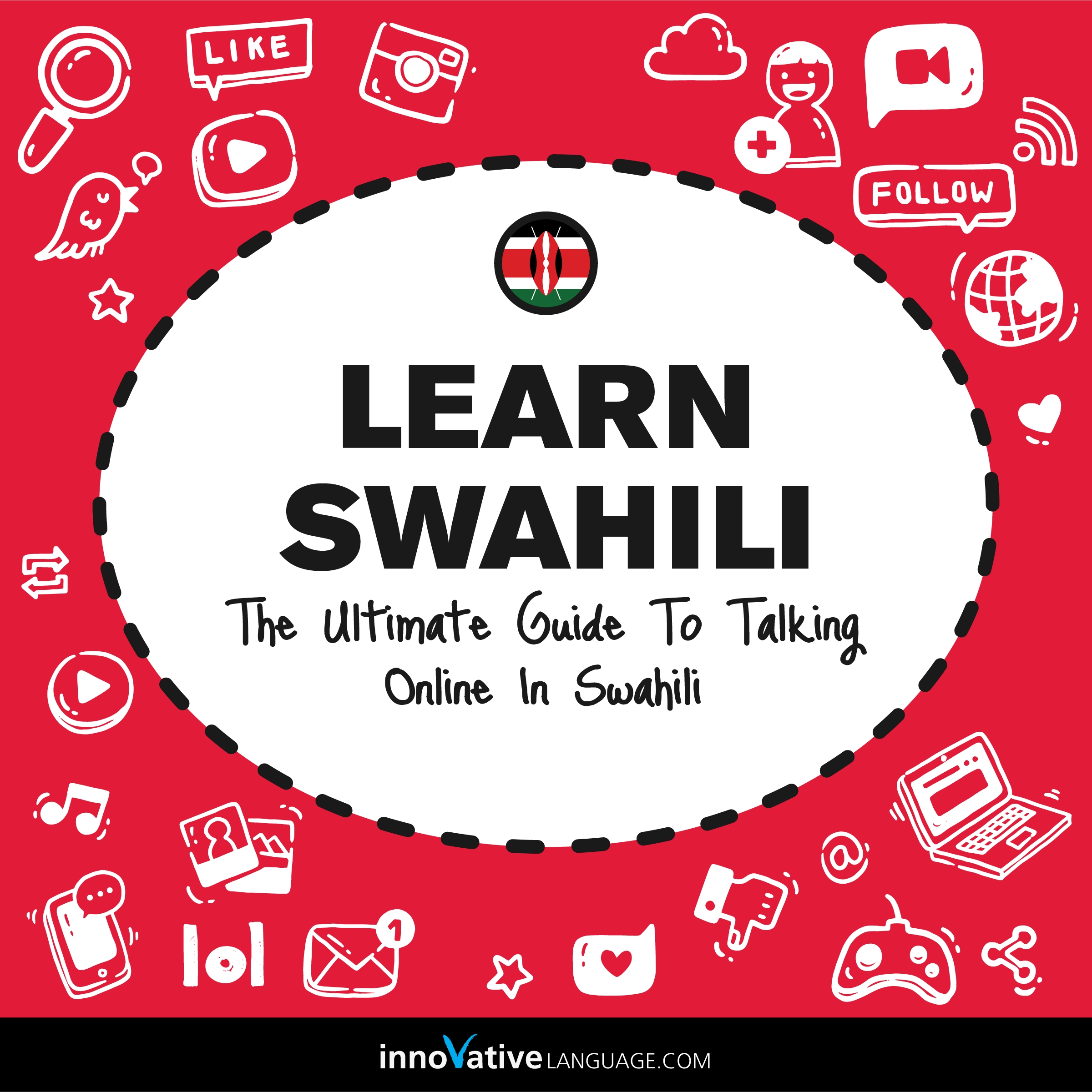 [Audiobook] Learn Swahili: The Ultimate Guide to Talking Online in Swahili