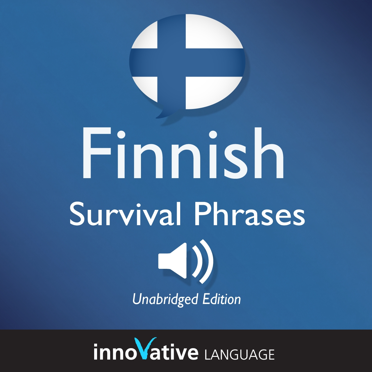 Audiobook Finnish - Survival Phrases Finnish