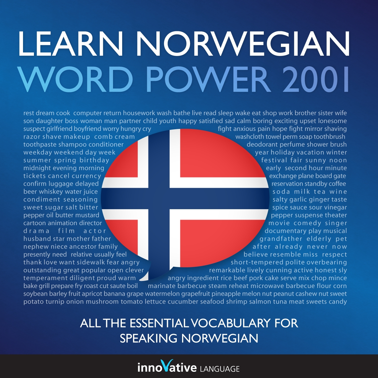Learn Norwegian - Word Power 2001