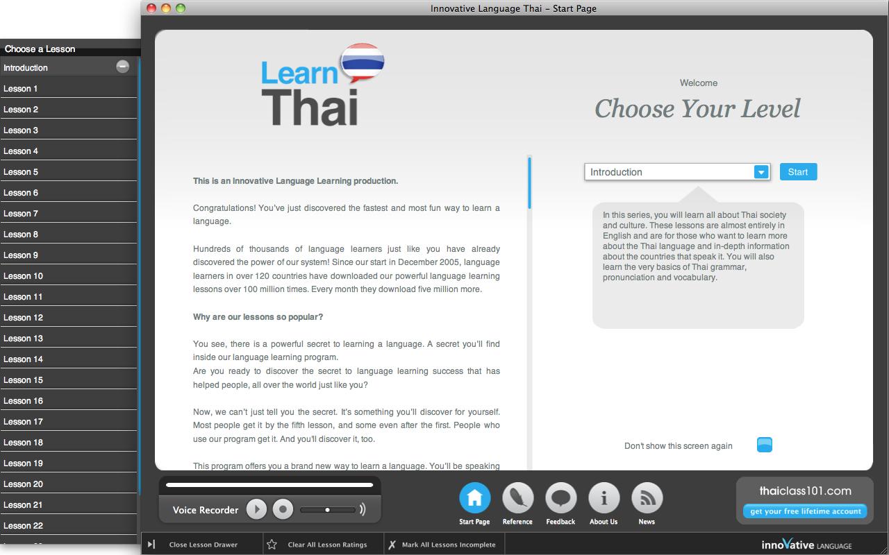 Learn Thai - Level 9: Advanced Audio Course