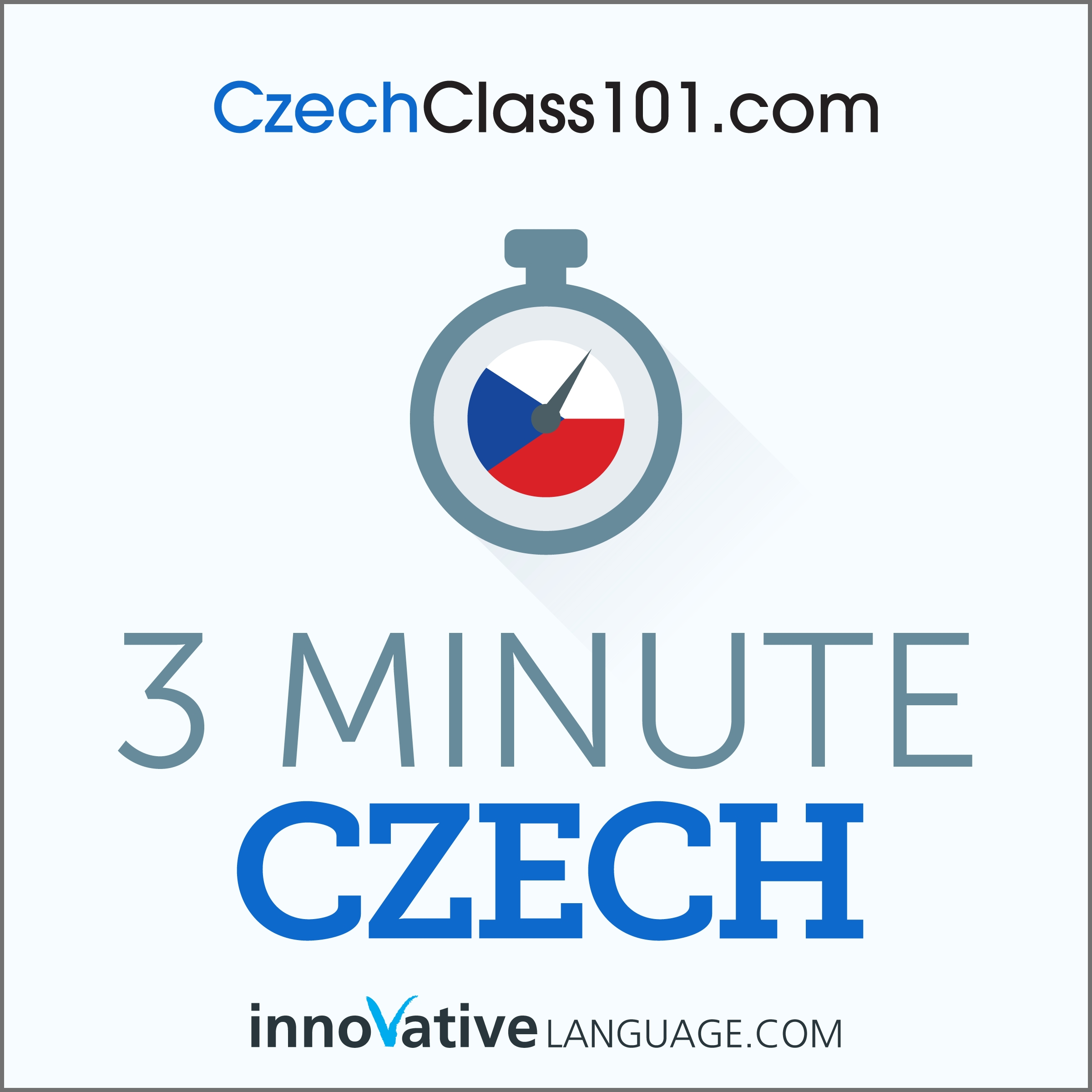 [Audiobook] 3-Minute Czech - 25 Lesson Series