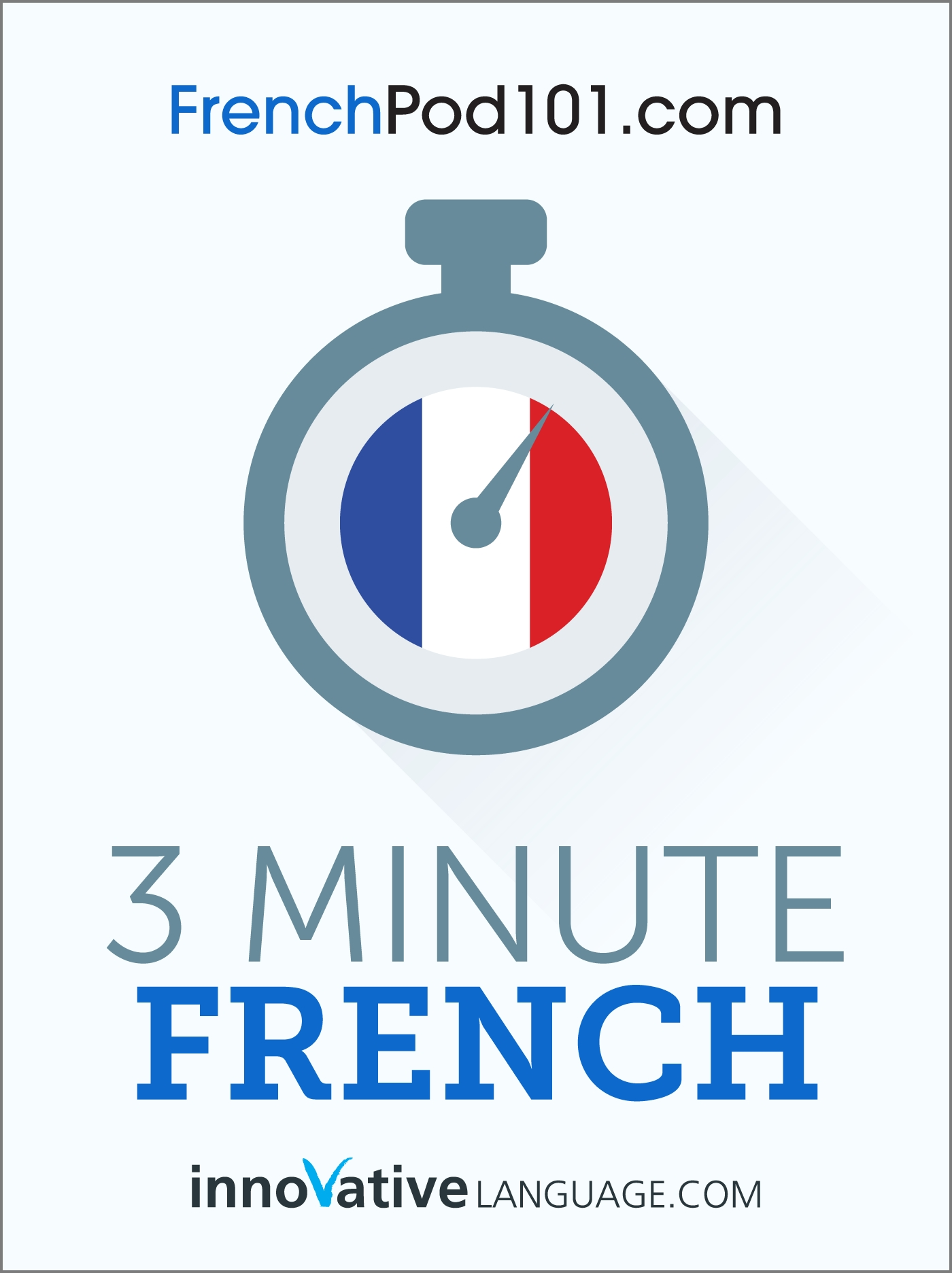 3-Minute French - 25 Lesson Series