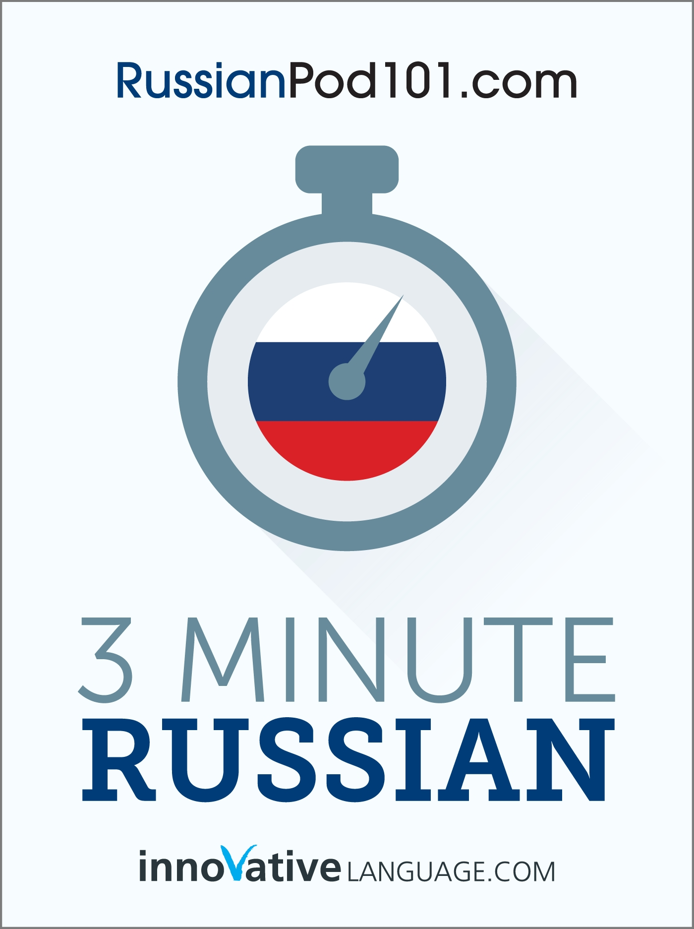 [eBook] 3-Minute Russian - 25 Lesson Series