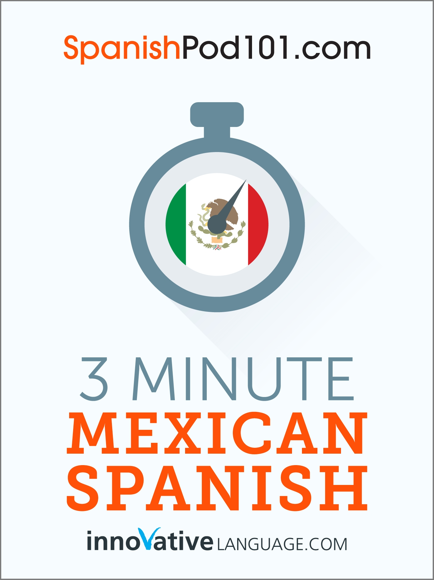 [eBook] 3-Minute Mexican Spanish - 25 Lesson Series