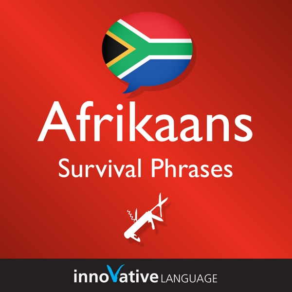 [Audiobook] Learn Afrikaans - Survival Phrases Afrikaans
