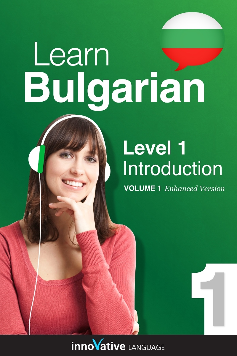[eBook] Learn Bulgarian - Level 1: Introduction