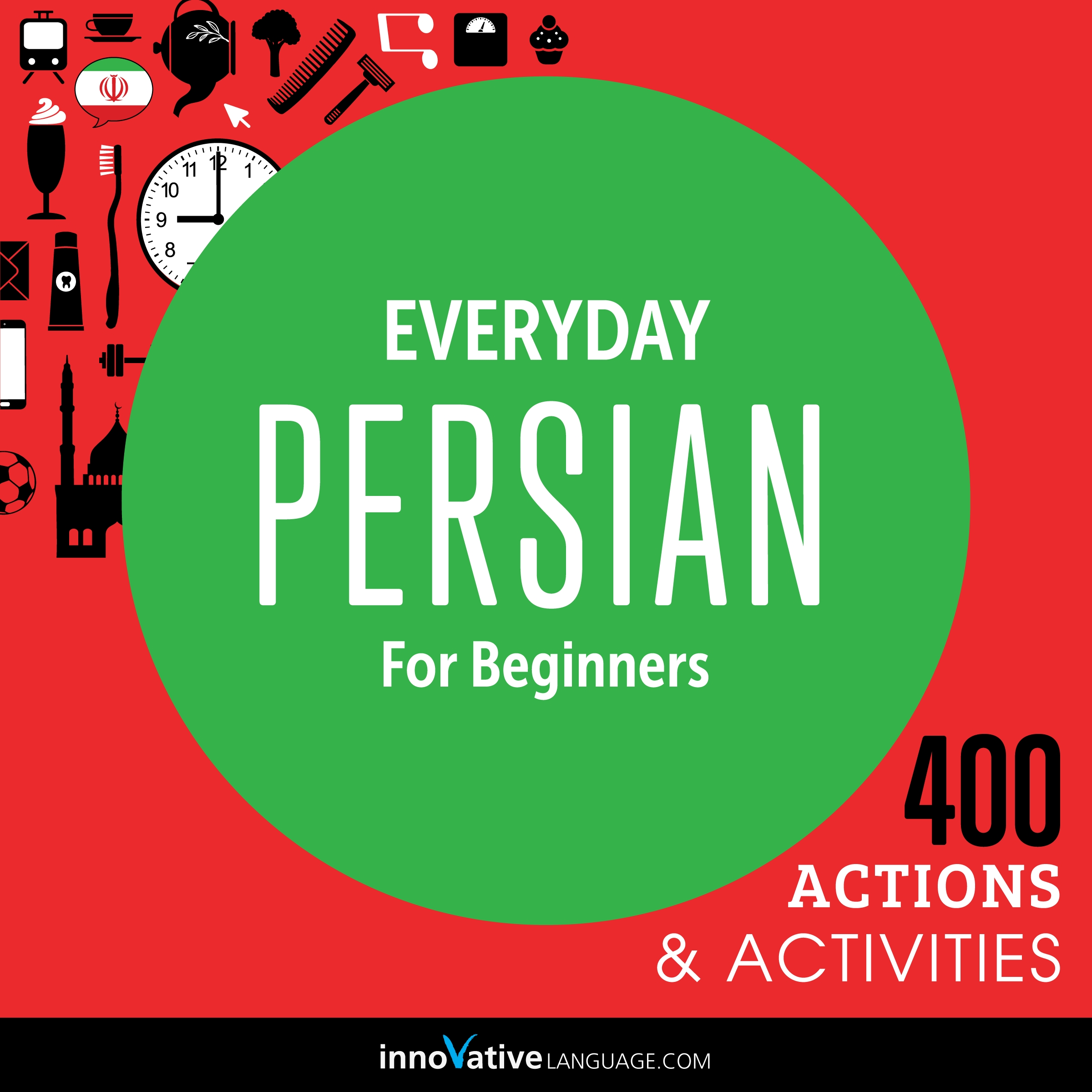 [Audiobook] Everyday Persian Beginners - 400 Actions & Activities