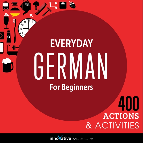 [Audiobook] Everyday German for Beginners - 400 Actions & Activities