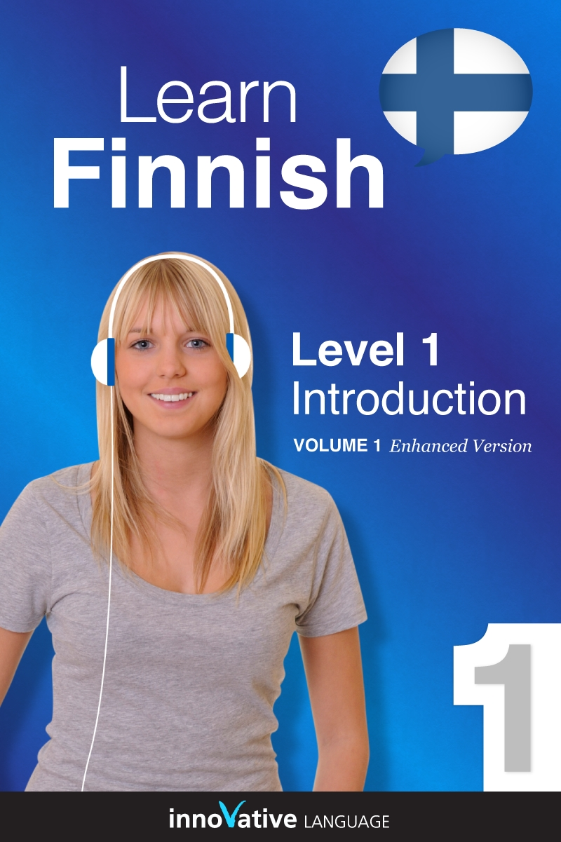 [eBook] Learn Finnish - Level 1: Introduction