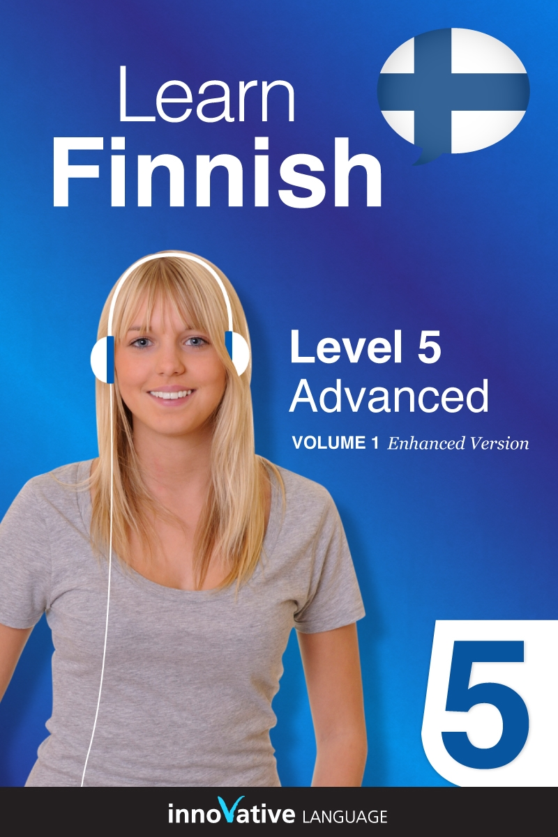 [eBook] Learn Finnish - Level 5: Advanced