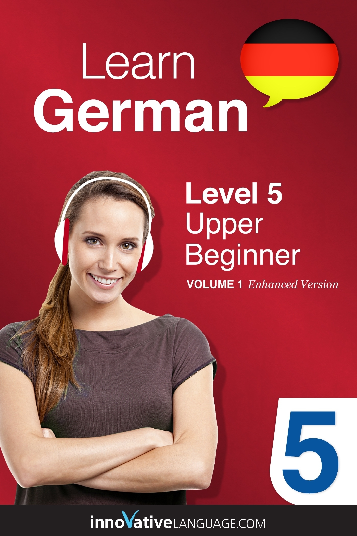 [eBook] Learn German - Level 5: Upper Beginner