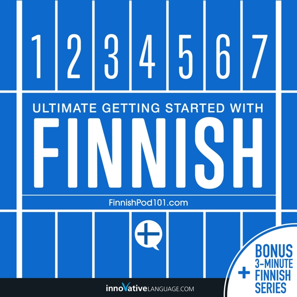 [Audiobook] Learn Finnish: Ultimate Getting Started with Finnish