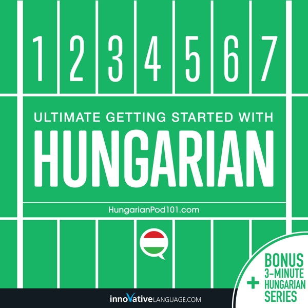 [Audiobook] Learn Hungarian: Ultimate Getting Started with Hungarian