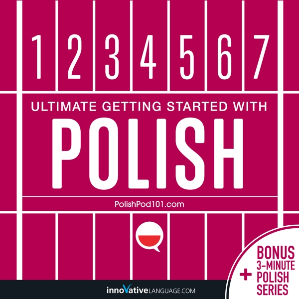 [Audiobook] Learn Polish: Ultimate Getting Started with Polish