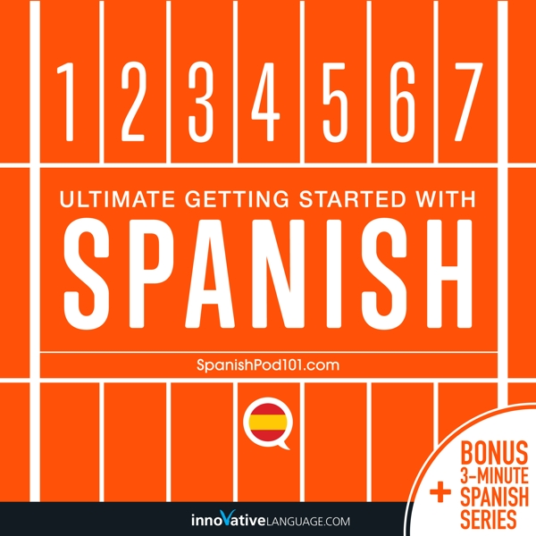 [Audiobook] Learn Spanish: Ultimate Getting Started with Spanish
