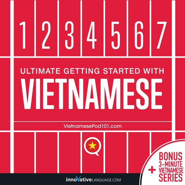 [Audiobook] Learn Vietnamese: Ultimate Getting Started with Vietnamese