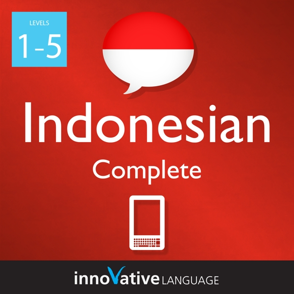 [Audiobook] Learn Indonesian - Level 1-5: Complete Indonesian