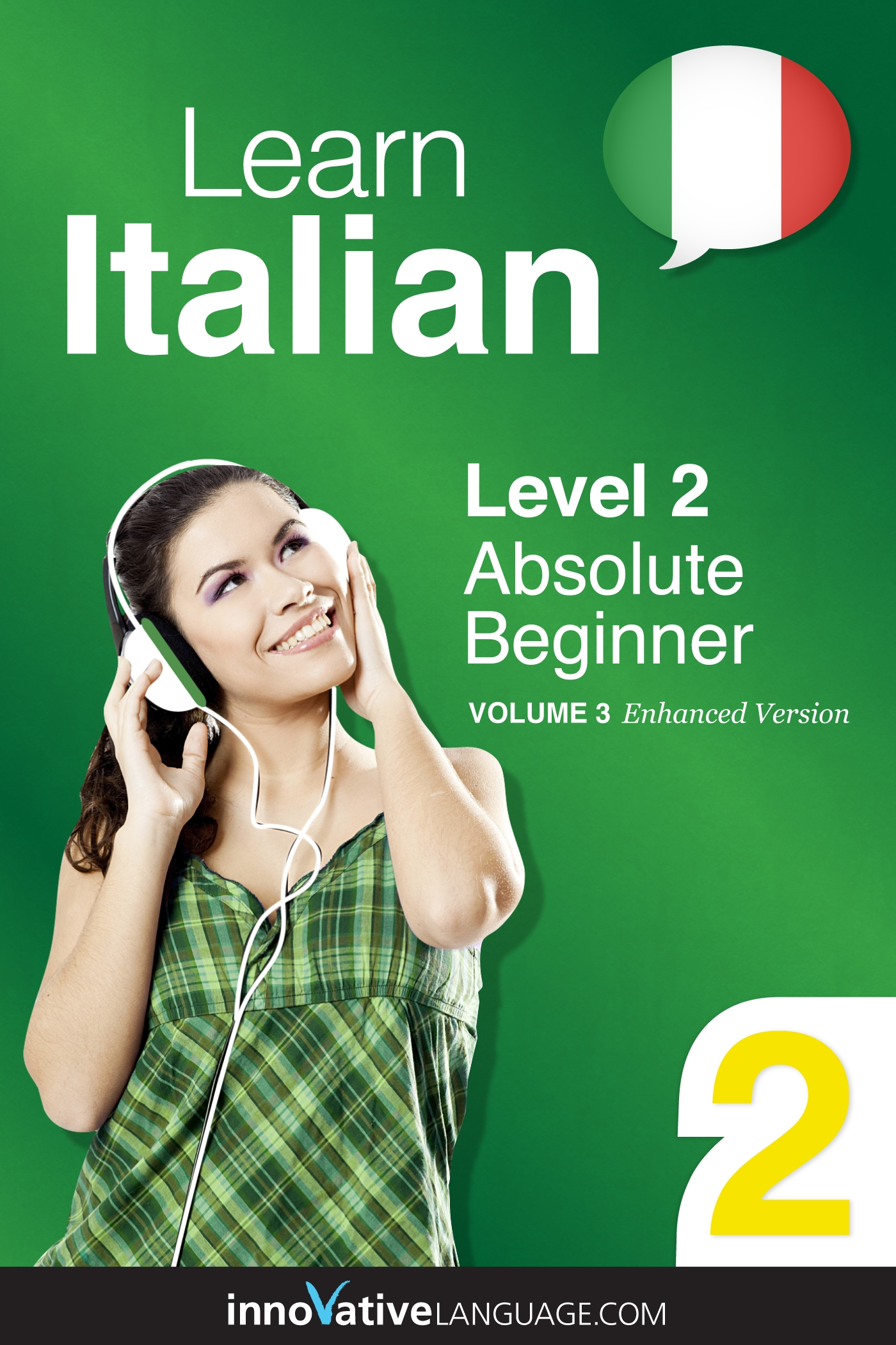 [eBook] Learn Italian - Level 2: Absolute Beginner, Volume 3