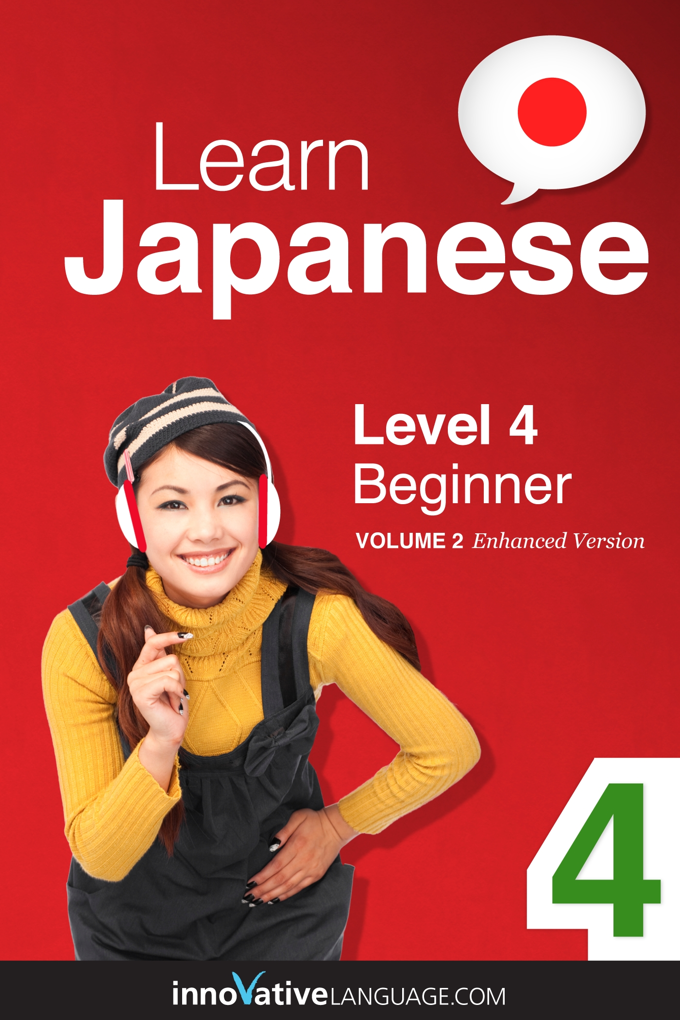 [eBook] Learn Japanese - Level 4: Beginner, Volume 2