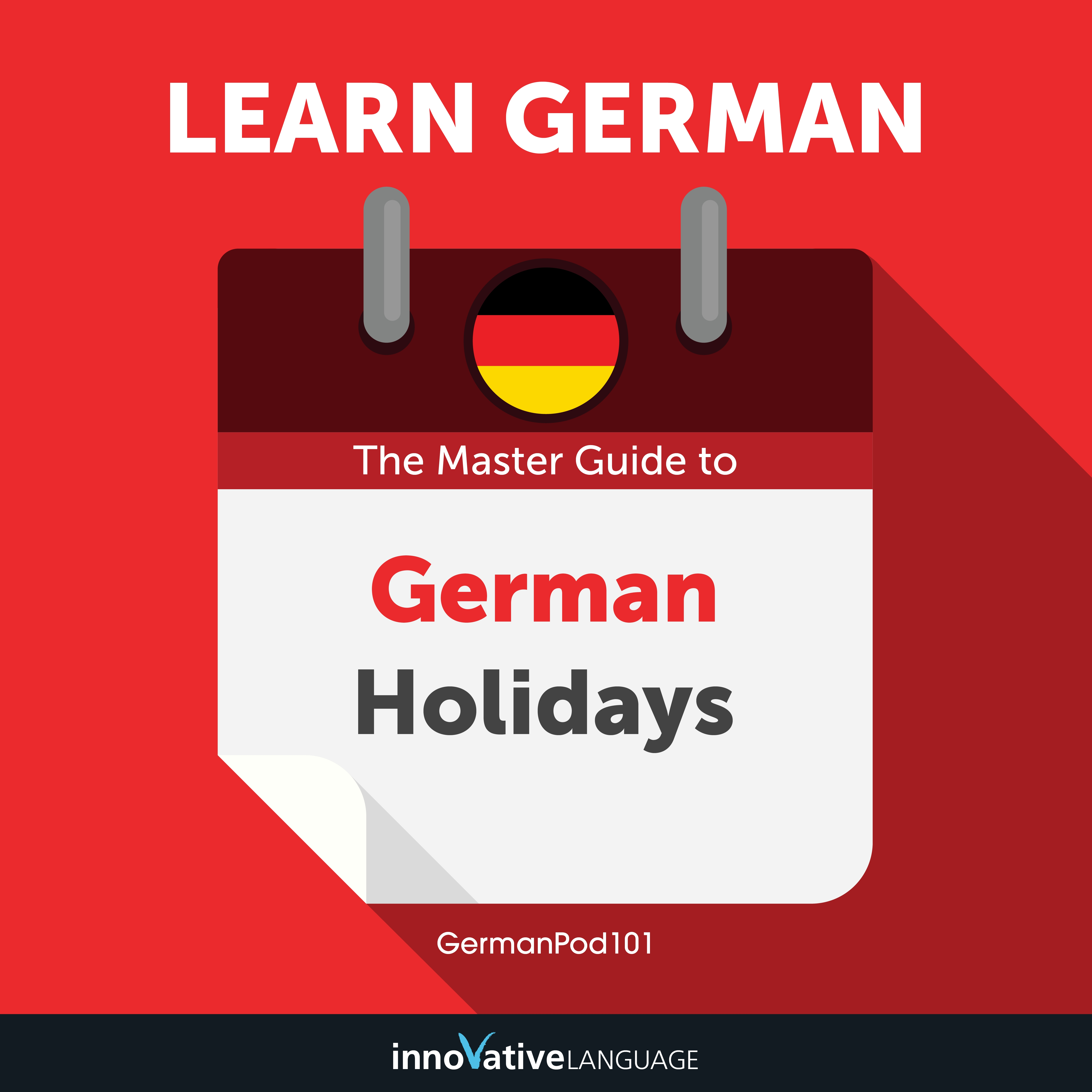 [Audiobook] Learn German: The Master Guide to German Holidays for Beginners