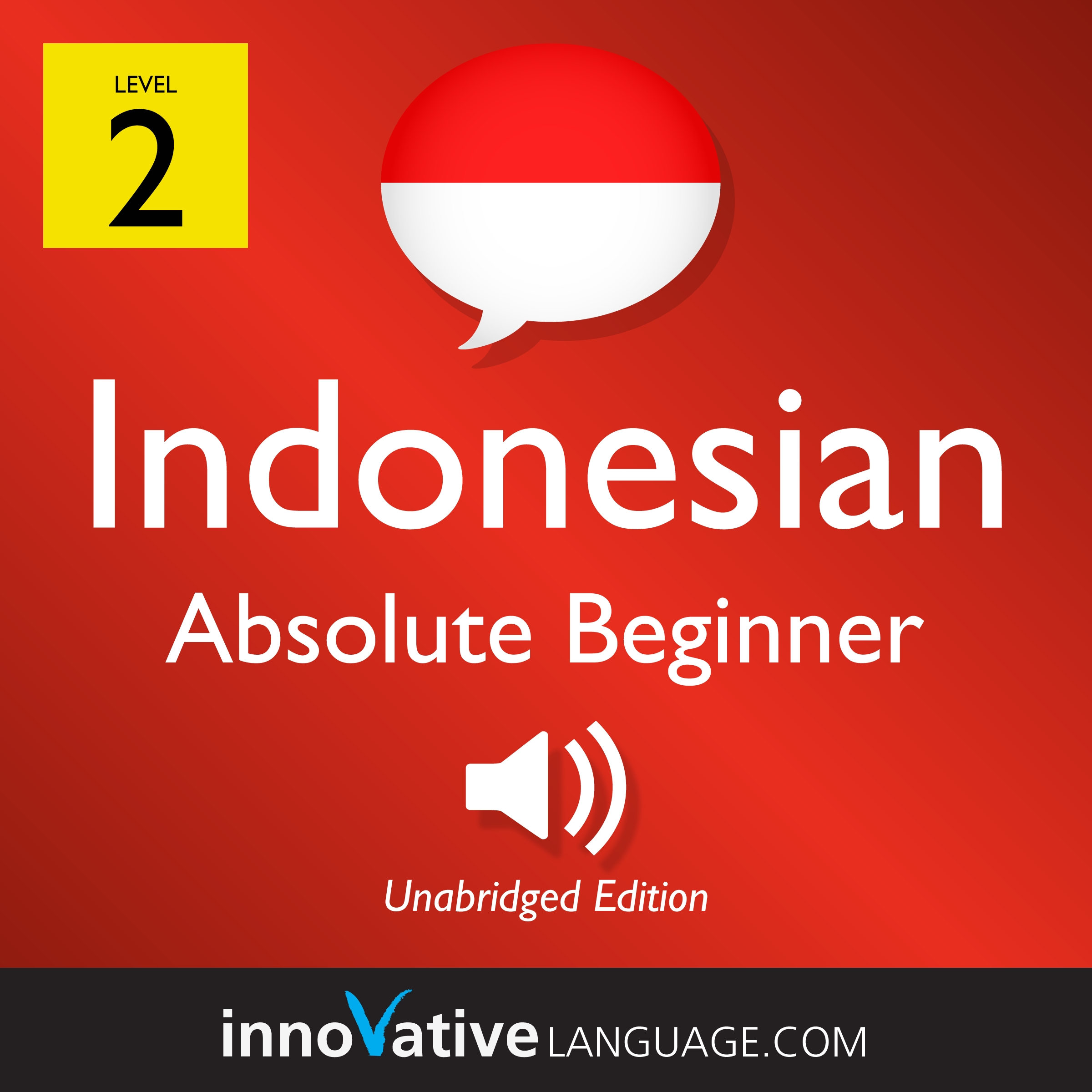 Audiobook Indonesian - Level 2: Absolute Beginner Indonesian: Volume 1