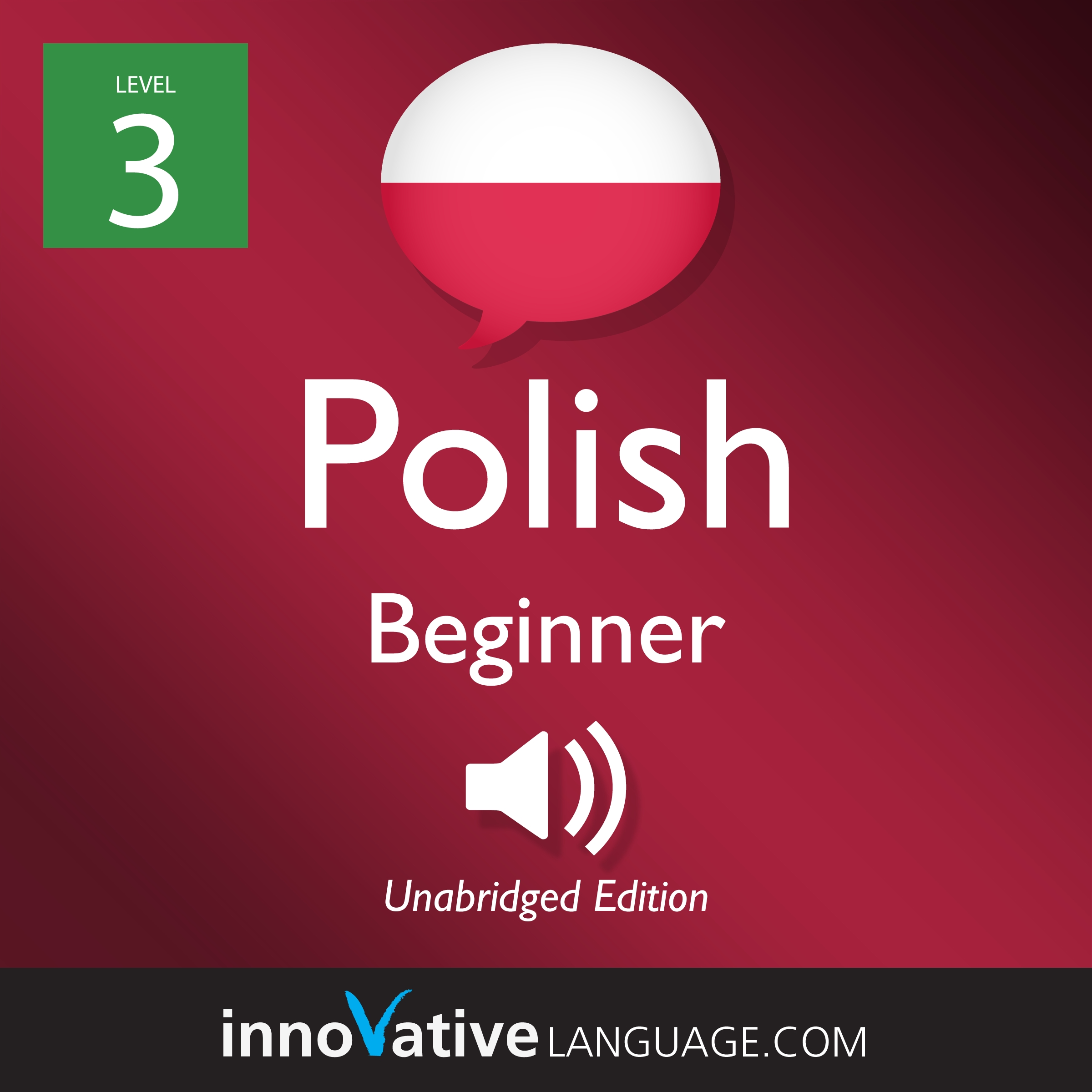 [Audiobook] Learn Polish - Level 3: Beginner Polish, Volume 1