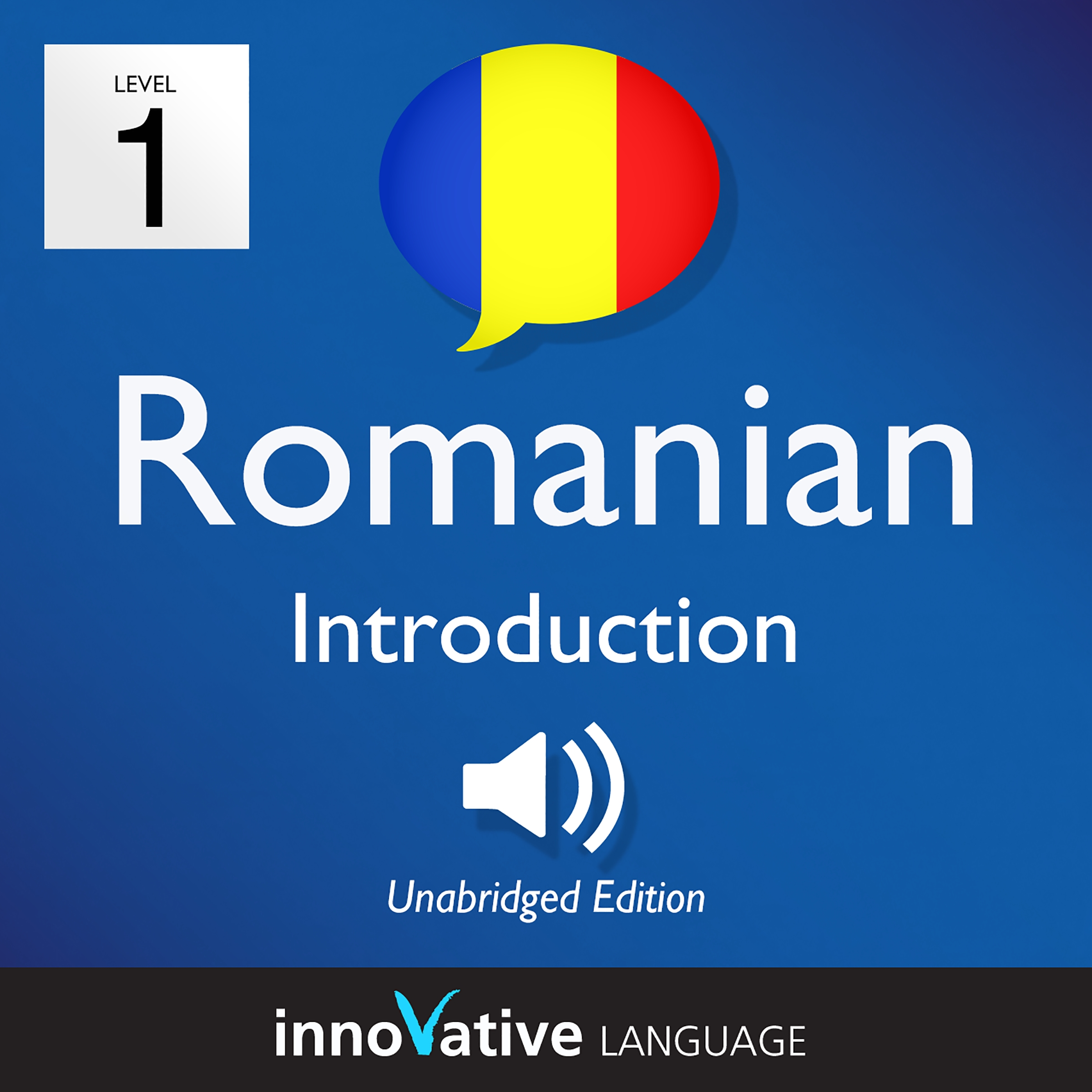 [Audiobook] Learn Romanian - Level 1: Introduction to Romanian, Volume 1