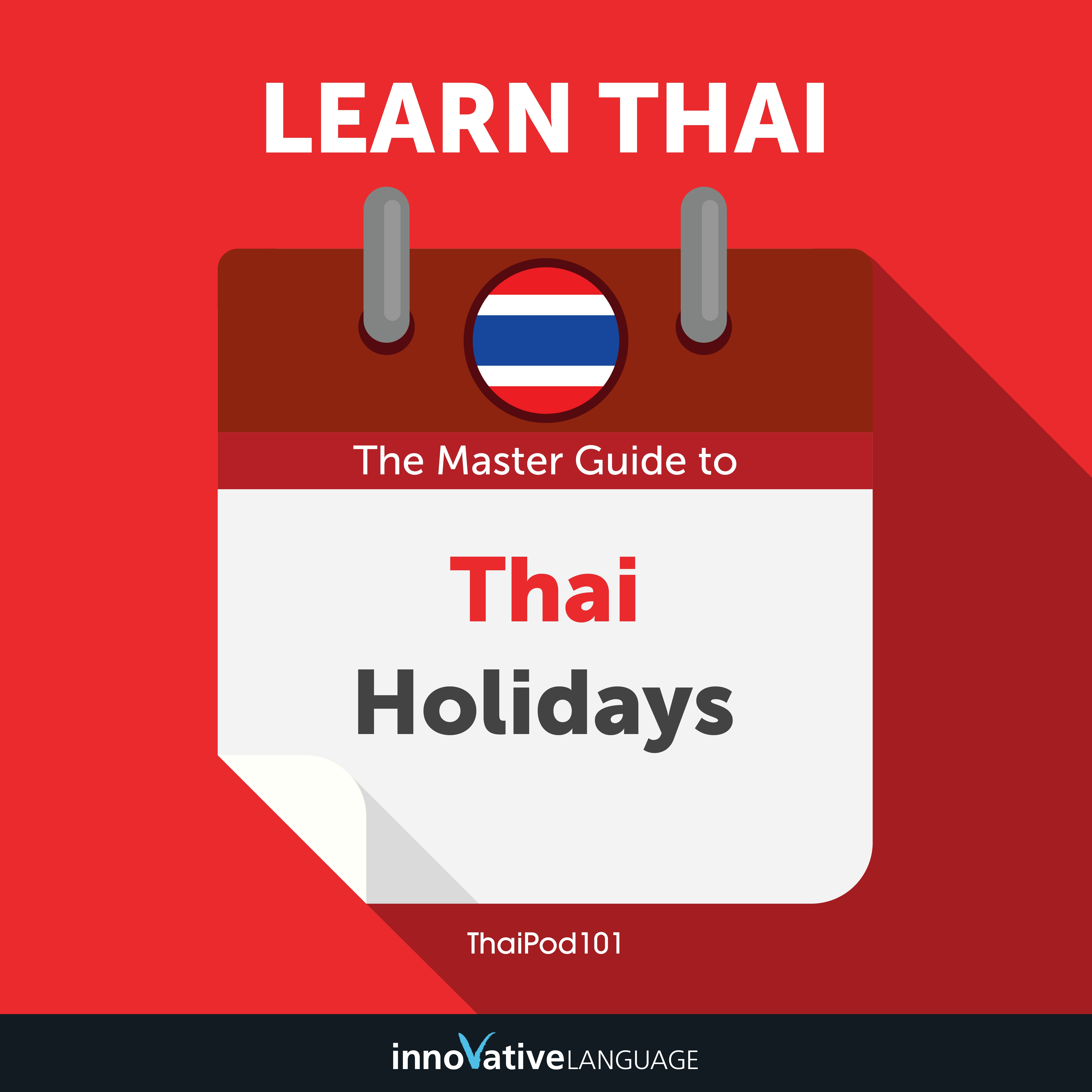 Audiobook Thai: The Master Guide to Thai Holidays for Beginners
