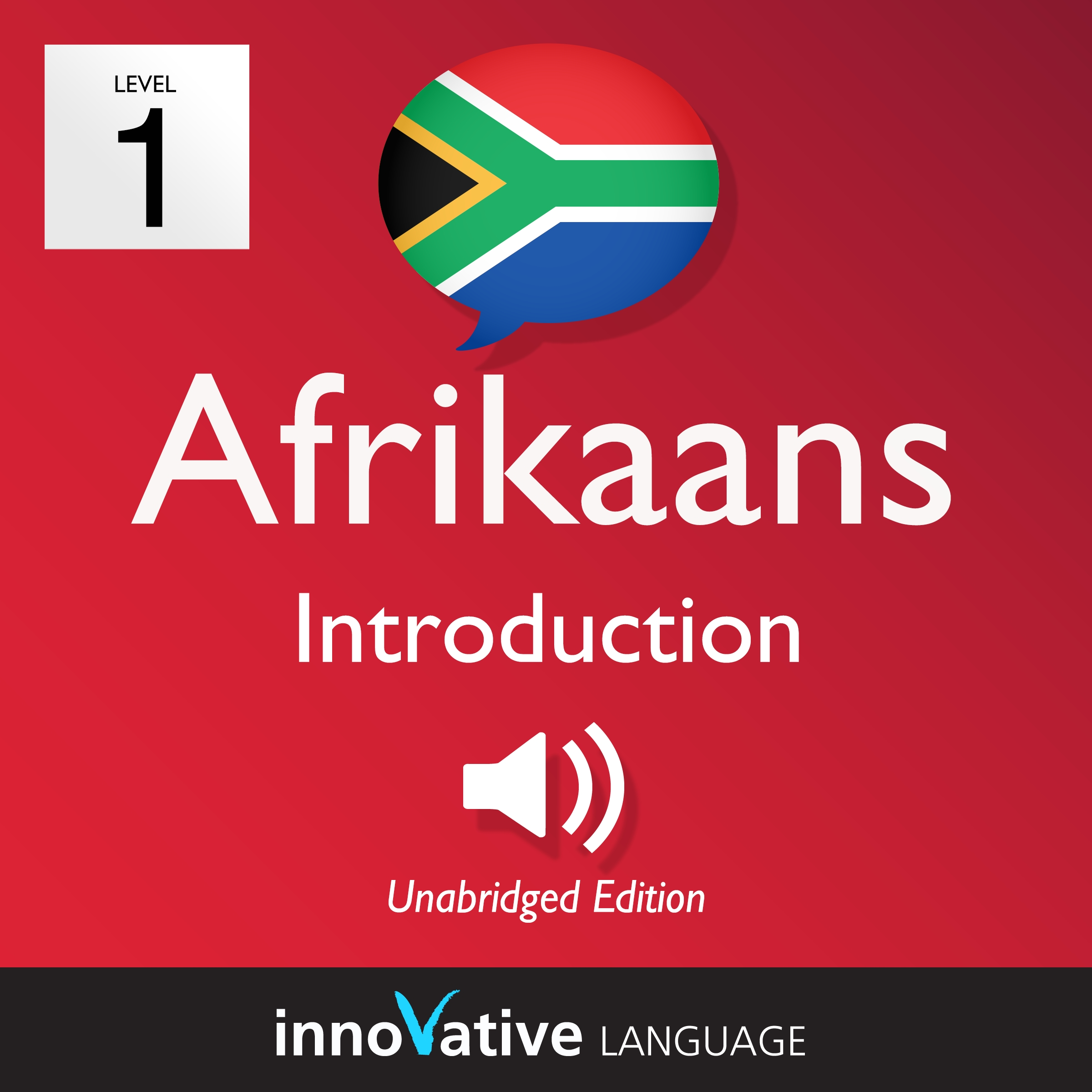 Audiobook Afrikaans - Level 1: Introduction to Afrikaans, Volume 1
