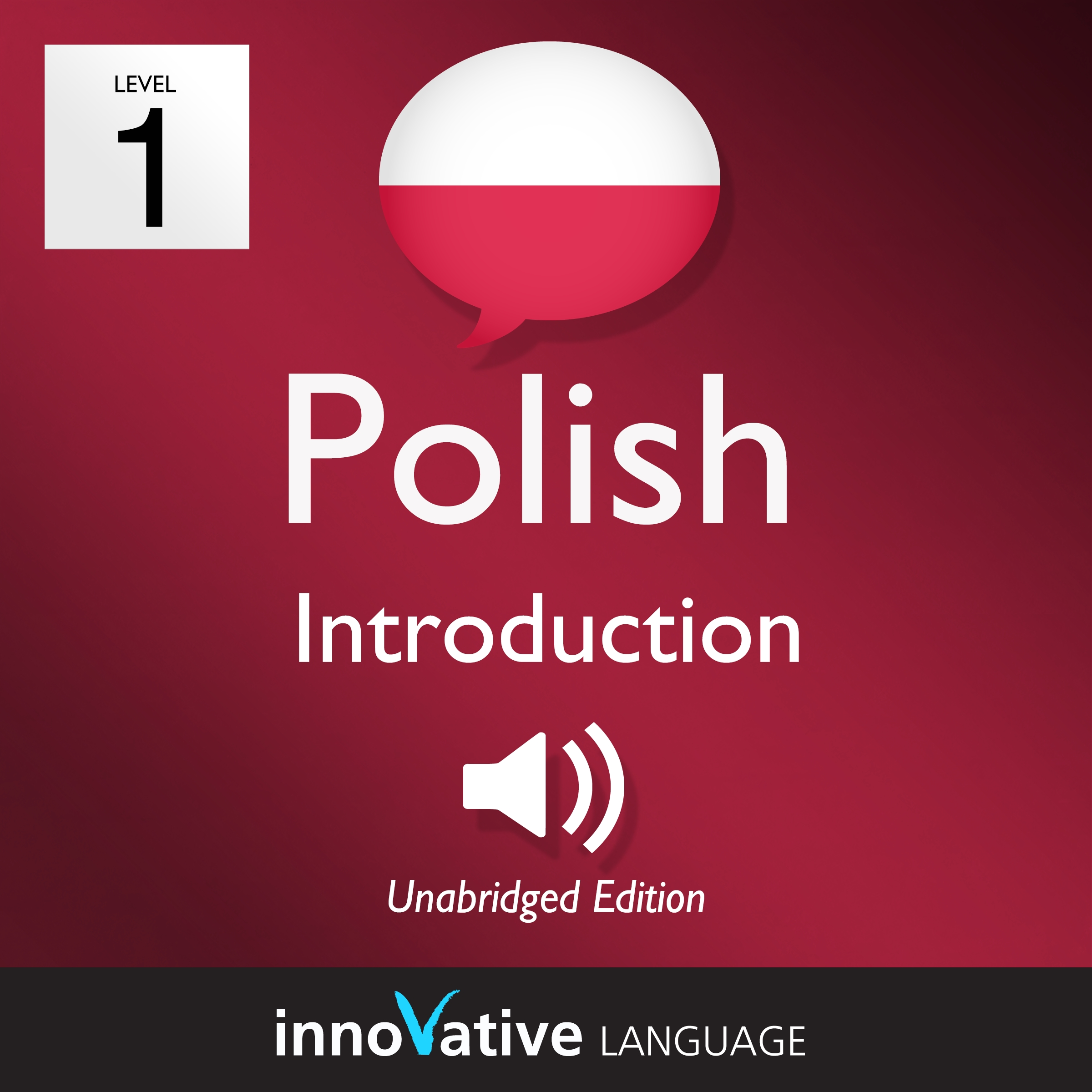 [Audiobook] Learn Polish - Level 1: Introduction to Polish, Volume 1