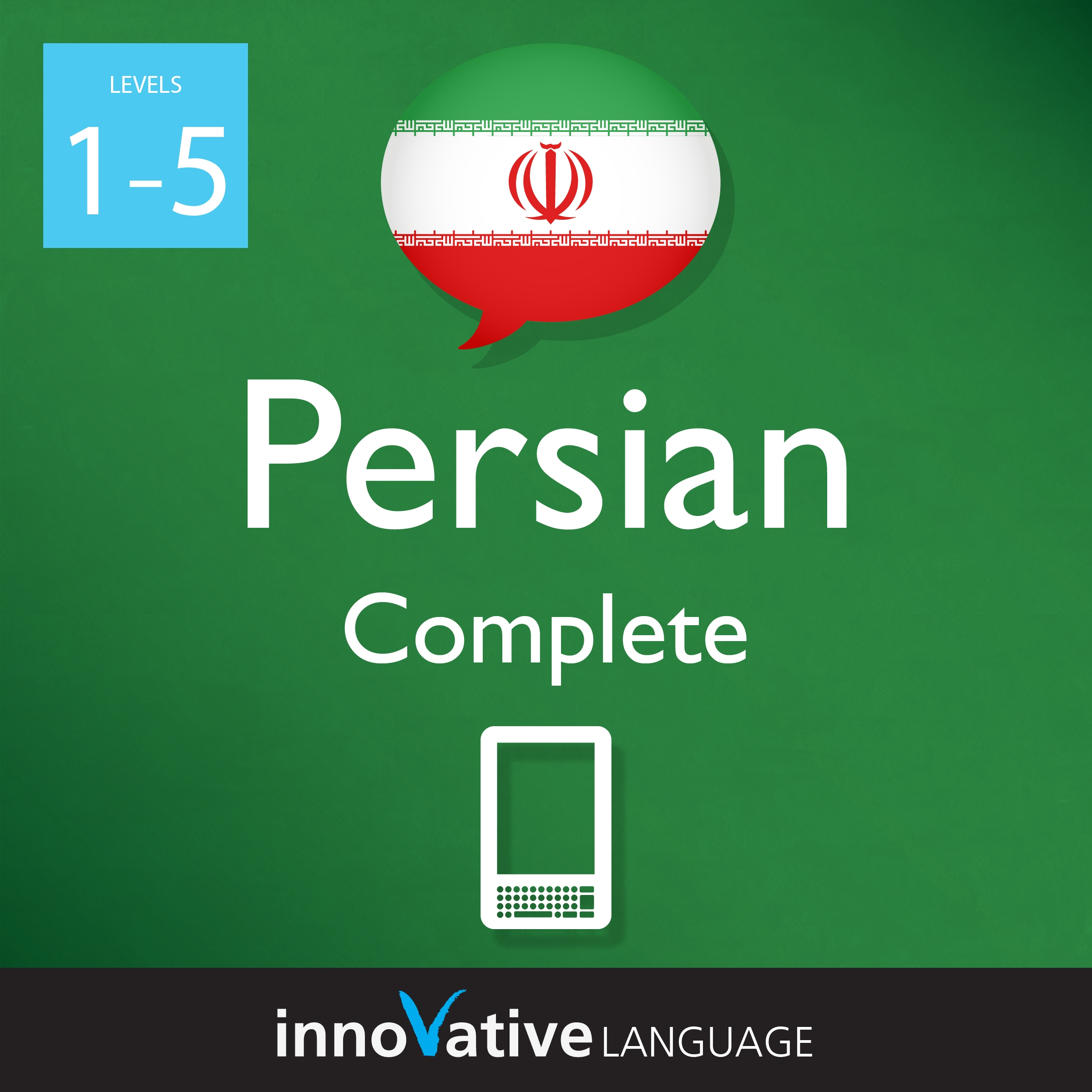 [Audiobook] Learn Persian - Level 1-5: Complete Persian