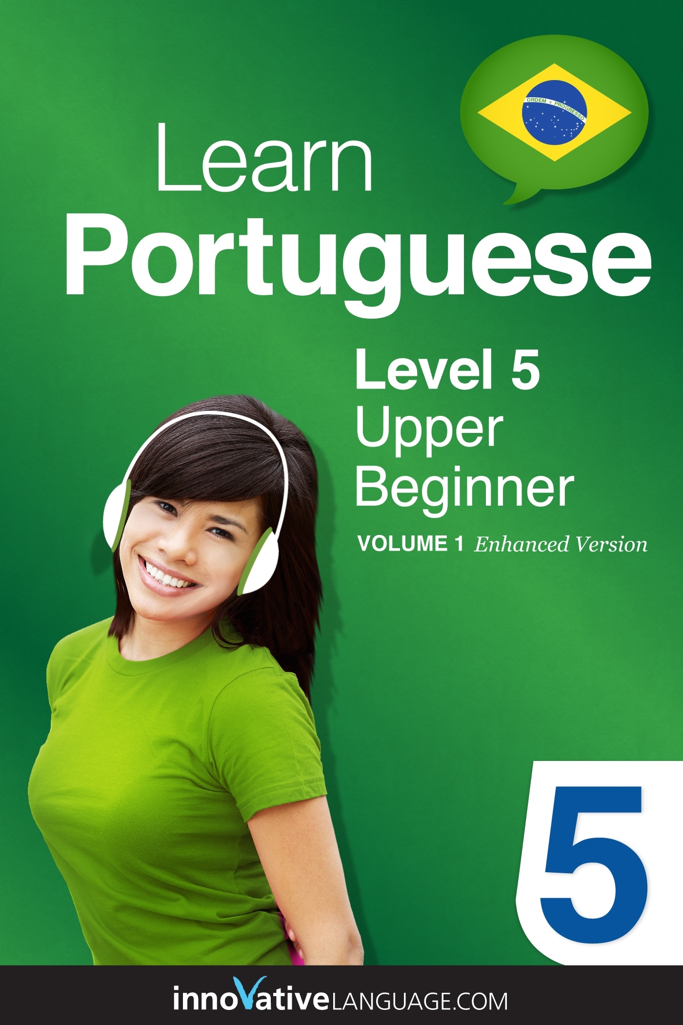 [eBook] Learn Portuguese - Level 5: Upper Beginner