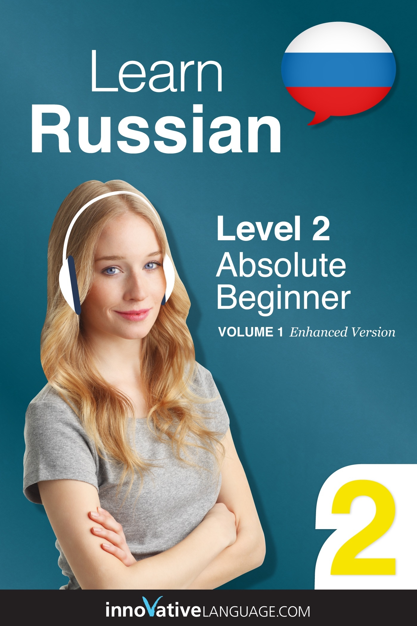 [eBook] Learn Russian - Level 2: Absolute Beginner