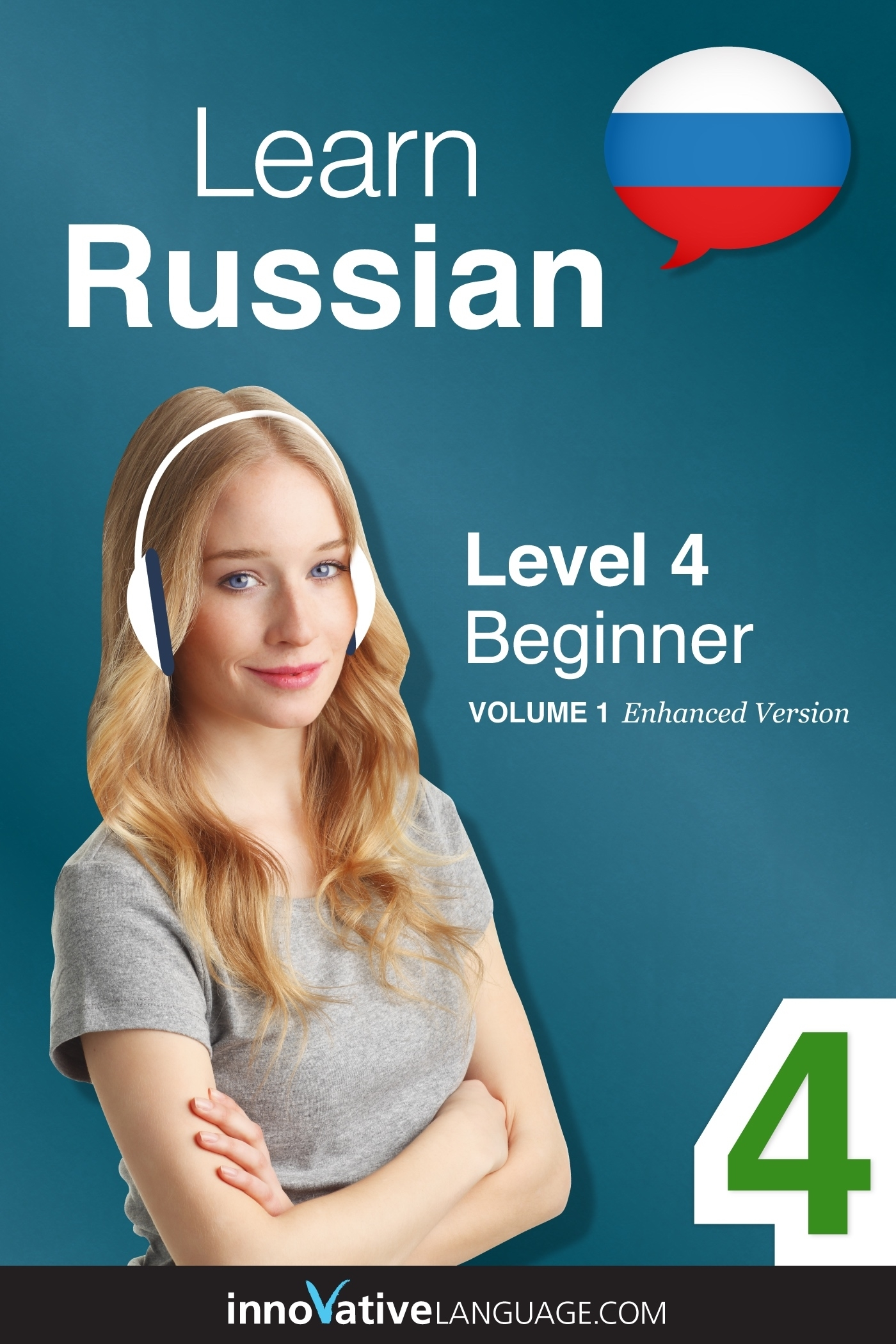 [eBook] Learn Russian - Level 4: Beginner