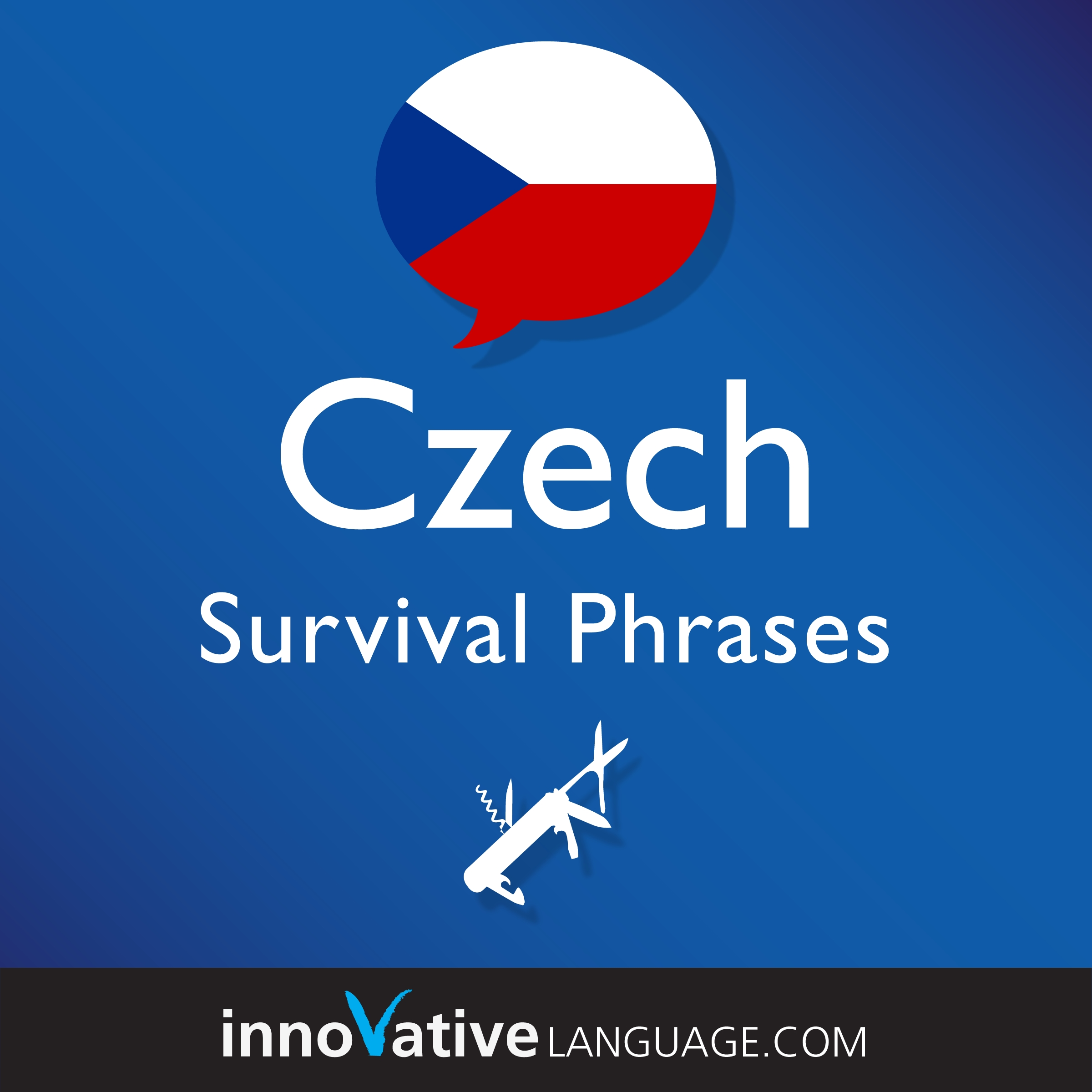 Audiobook Czech - Survival Phrases Czech