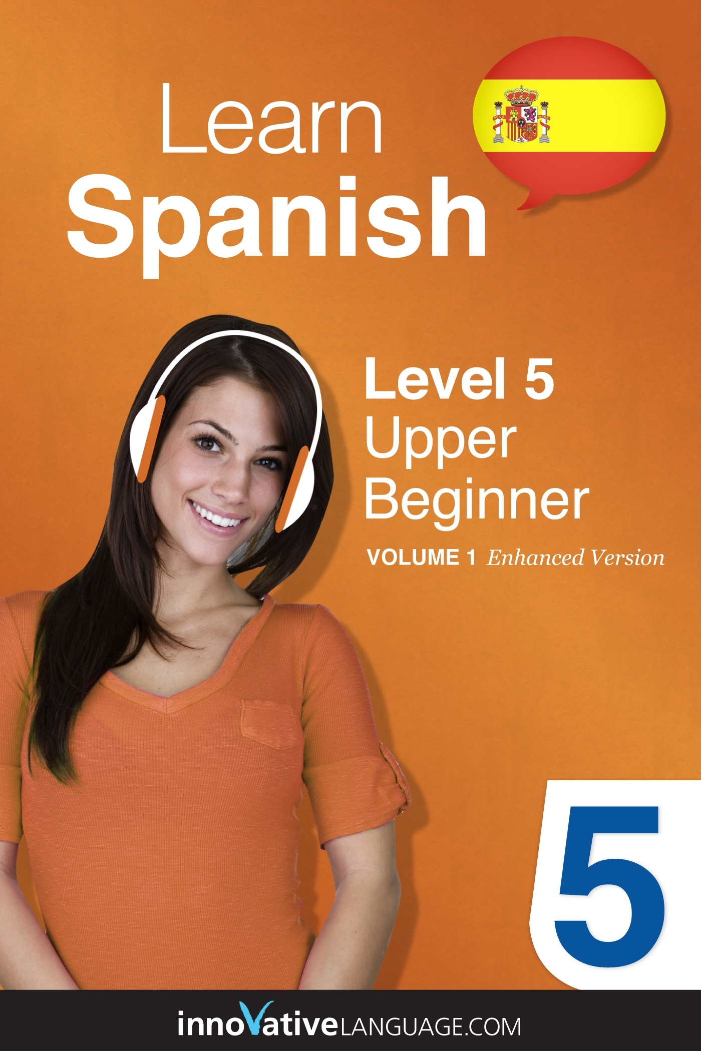 [eBook] Learn Spanish - Level 5: Upper Beginner